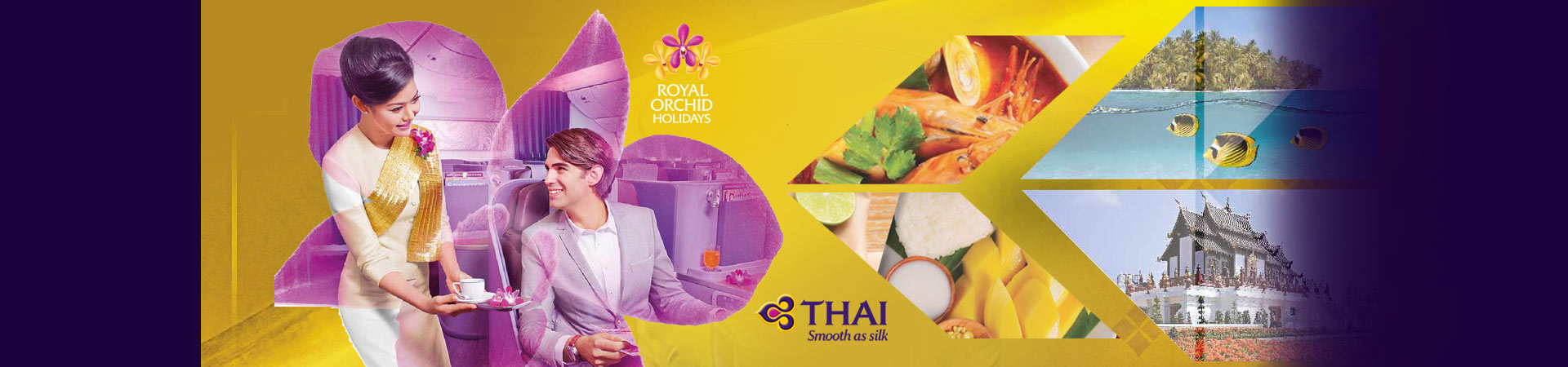 Royal Orchid Holidays (Thai) HONG KONG